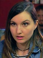 Anna interpretada por la actriz Carmen Ibeas